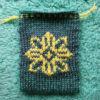 Pochette en tricot #14