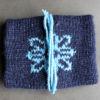 Pochette en tricot #18