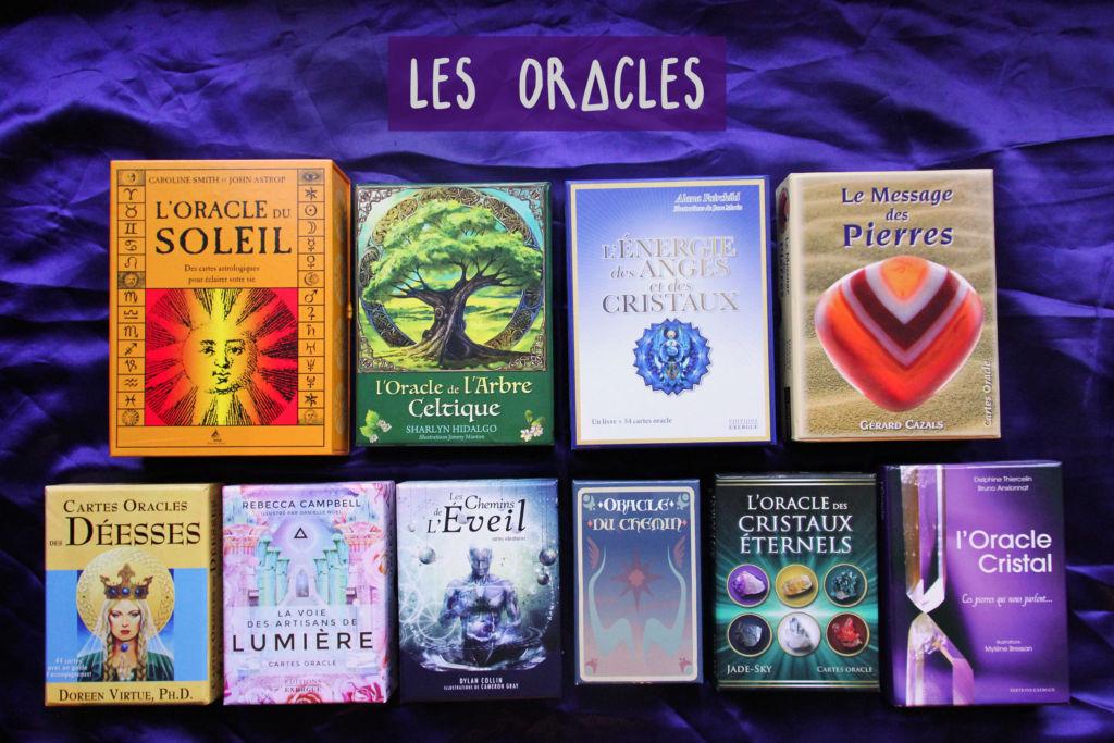 Ensemble des oracles